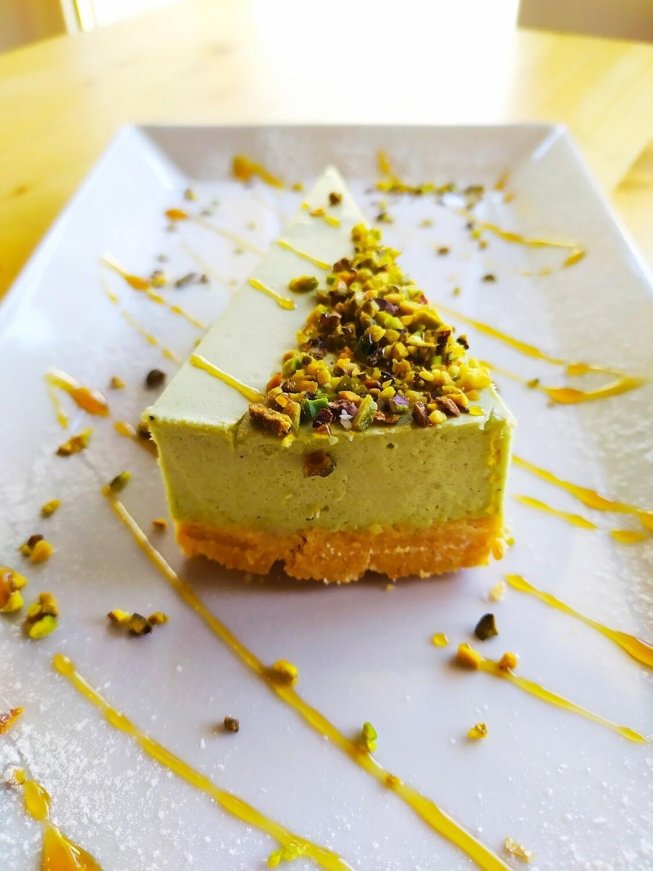 Cheesecake Pistacchiosa