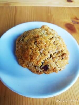 Blueberries Cookie