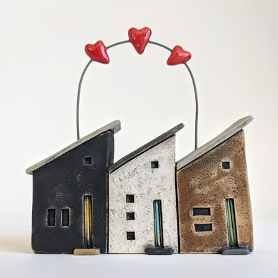 Love Thy Neighbor X 3