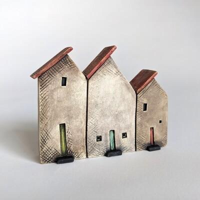 Three's Company Row