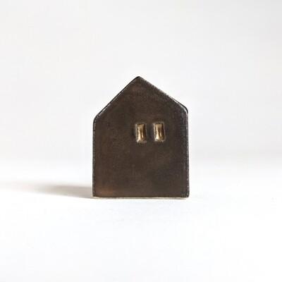 Simple Bronze Tiny House
