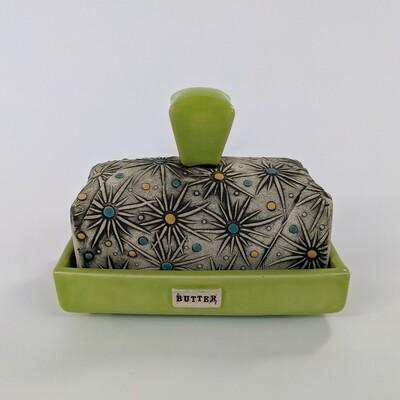 Fancy Butter Starburst Design