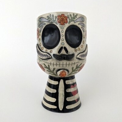 Day of the Dead Planter
