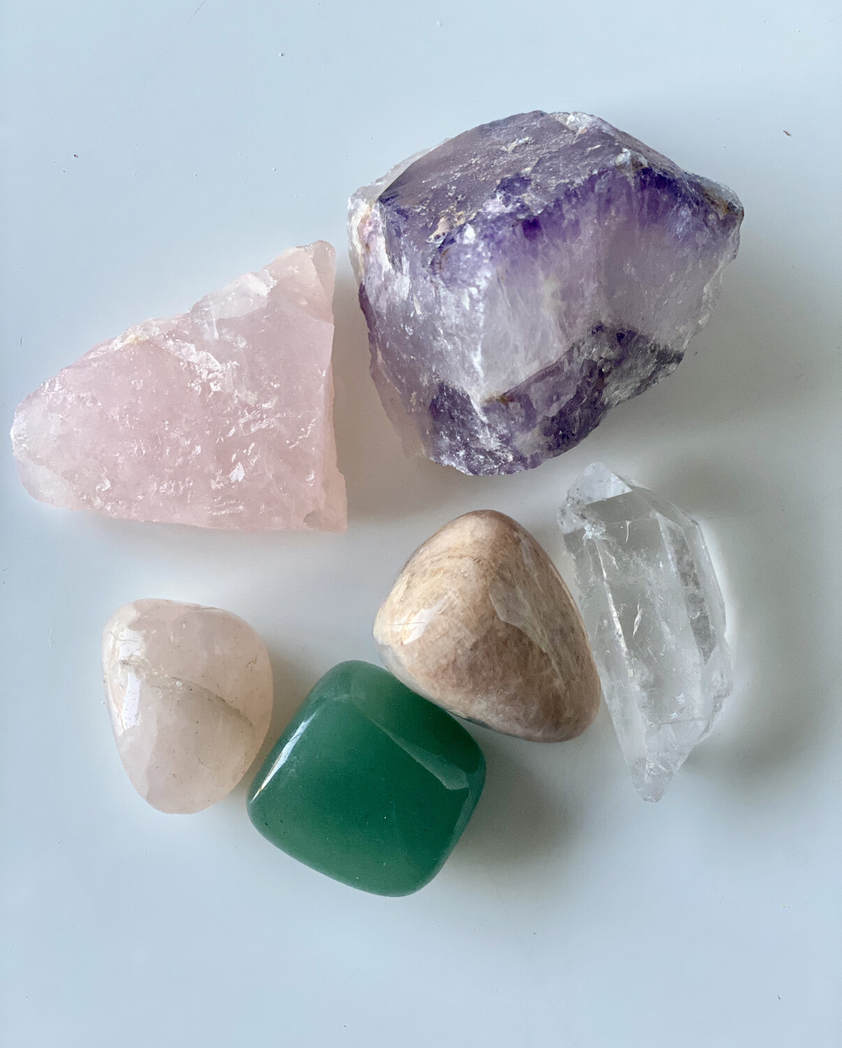 Intuitively Chosen Crystal Set (2)