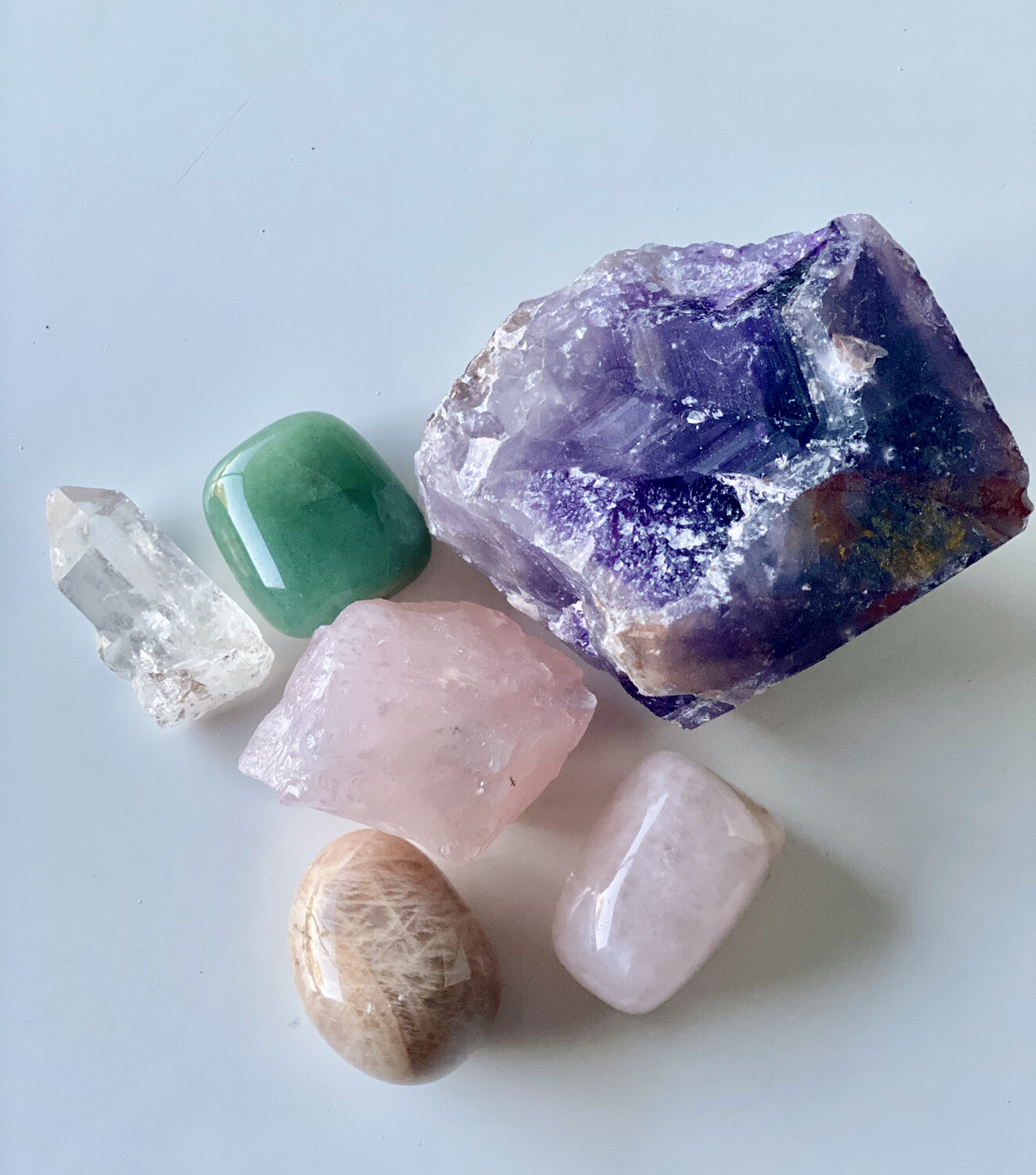 Intuitively Chosen Crystal Set (3)