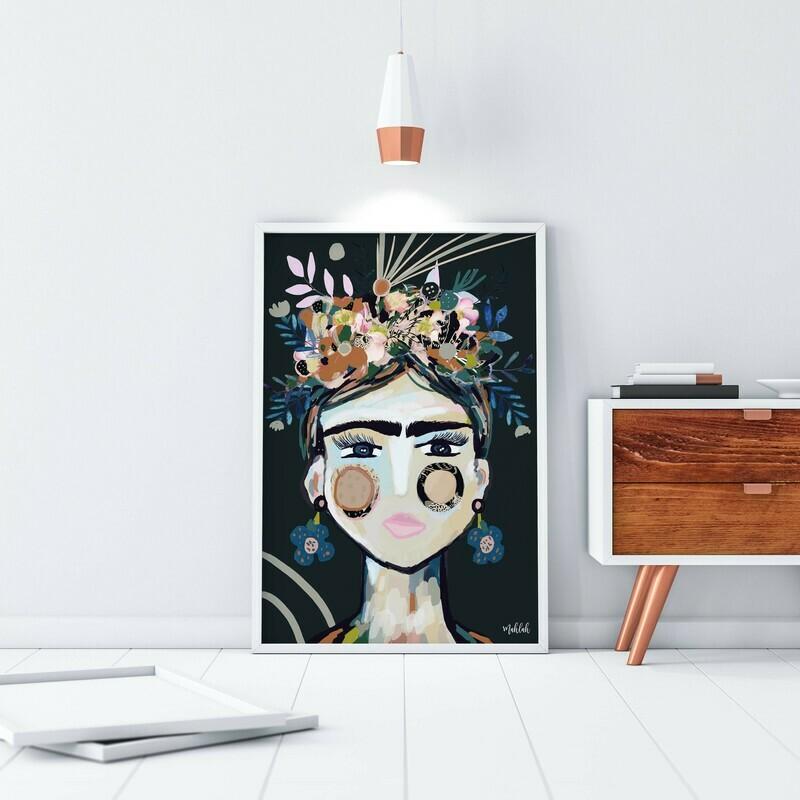 Frida La Frida Print