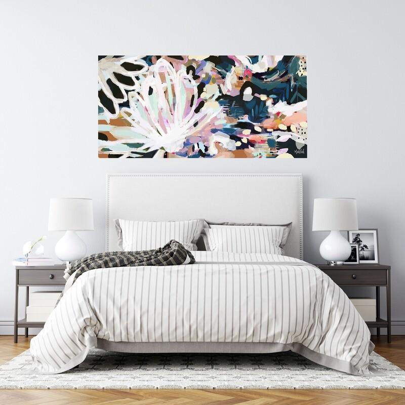 Circa landscape print