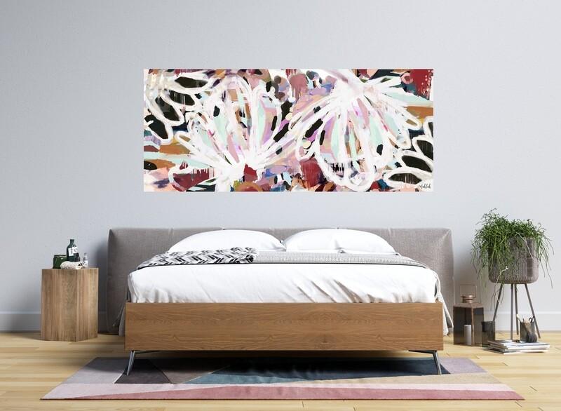 Hacia  landscape print