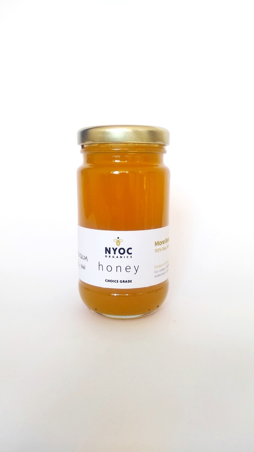 Local Organic honey
