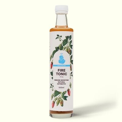 Fire tonic 500ml  - Immune boosting natural antibiotic