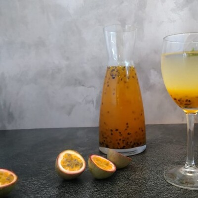 Passionfruit cordial 500ml