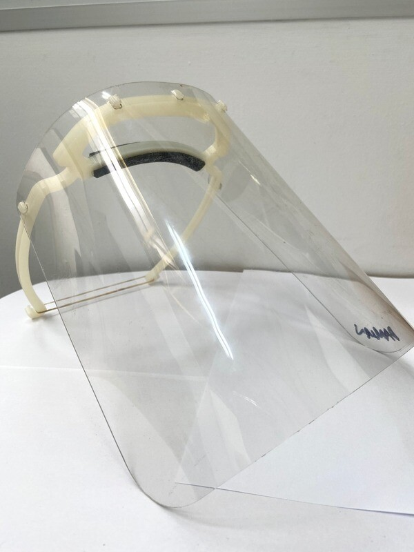 ULTRAPROTECT - Protective Face Shield