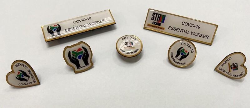 Essential Workers Badge