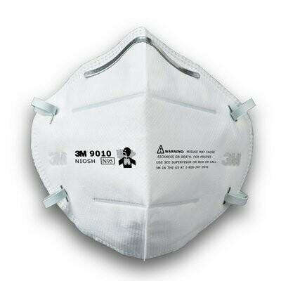 3M N95 NIOSH Particulate Respirator - 9010