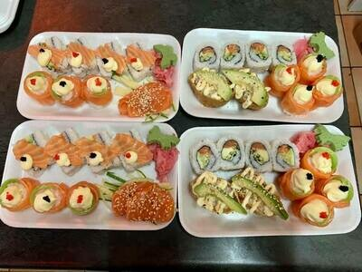 Mixed Platter 20pc
