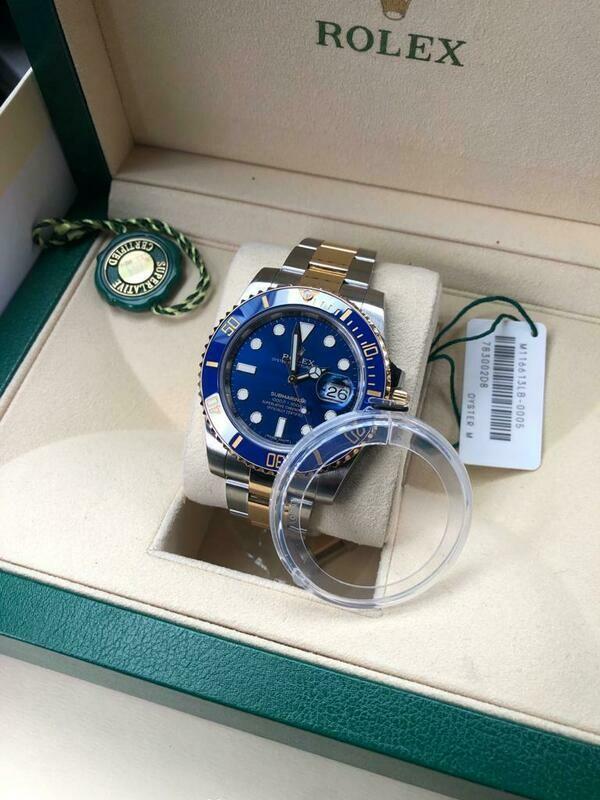 Rolex Submariner Date Sultan (wycofany z produkcji) 116613LB zapytanie o cenę