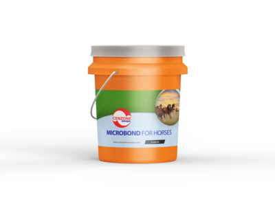Microbond for horses