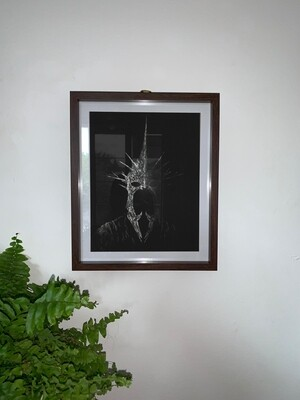 Witch King of Angmar Print