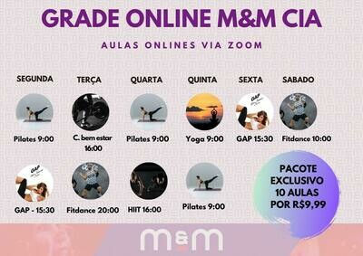 Aulas Online M&M Cia