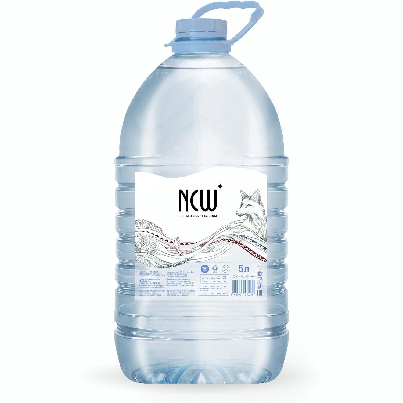 NCW Северная Чистая Вода 5 л