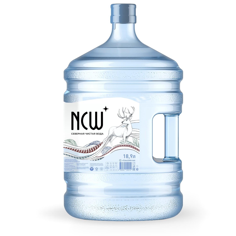NCW Северная Чистая Вода - 18,9 л.