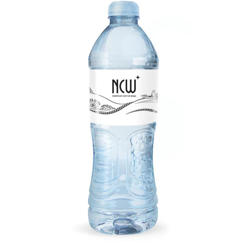 NCW Северная Чистая Вода 0,5 л. ( УПАКОВКА 12 шт.)