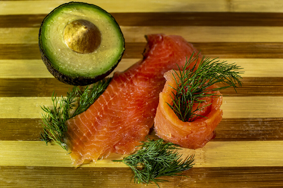 Smoked Rainbow Trout 500g