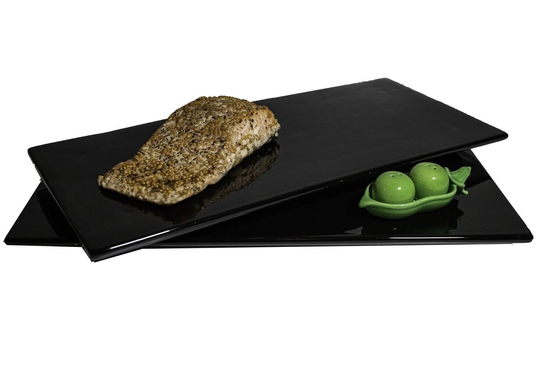 Hot Smoked & Peppered Norwegian Salmon. 200g Portions