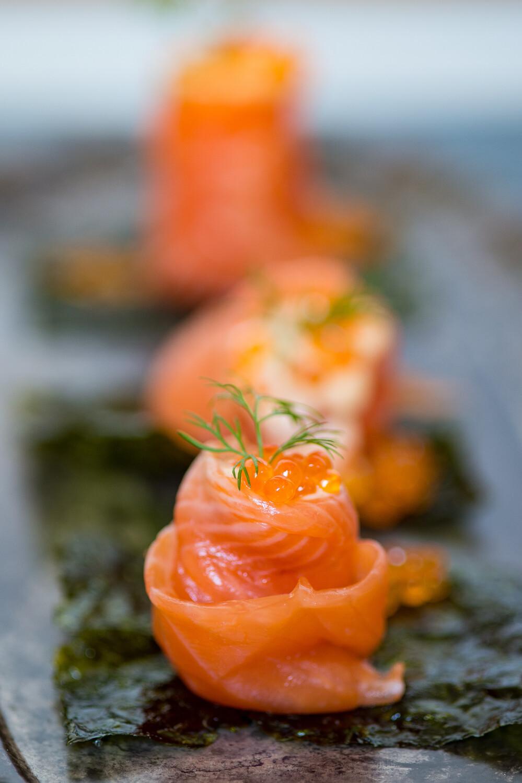 Smoked Norwegian Salmon 500g