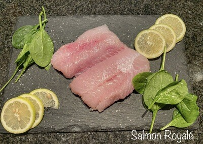 Hake- +\- 200g Filleted portions