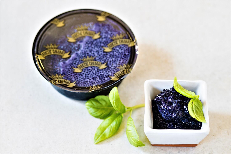 Norwegian Lumpfish Caviar (Black)