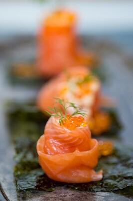 Combo 6 - Hake & Smoked Salmon