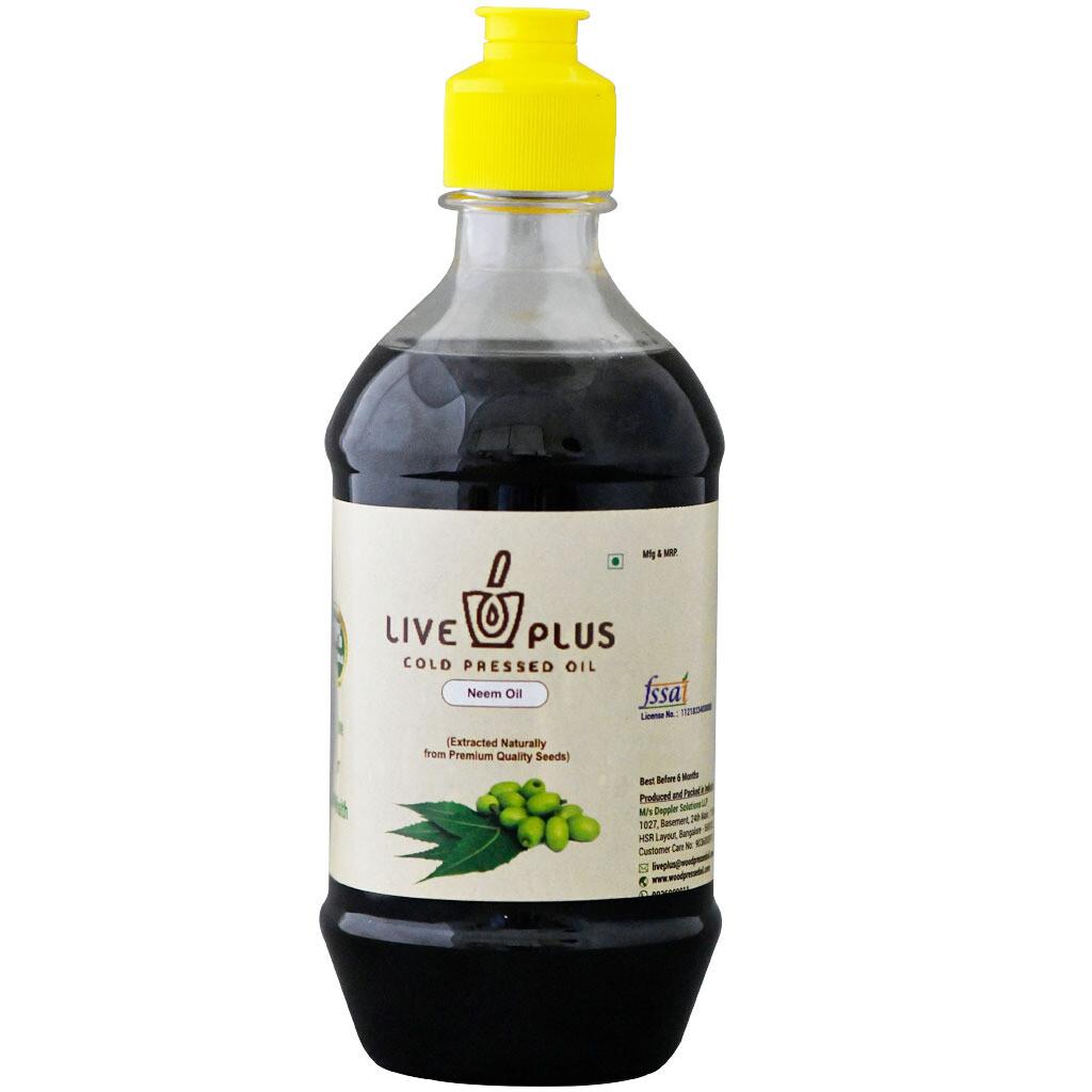 Neem Oil 500 ml ( Cold Pressed )