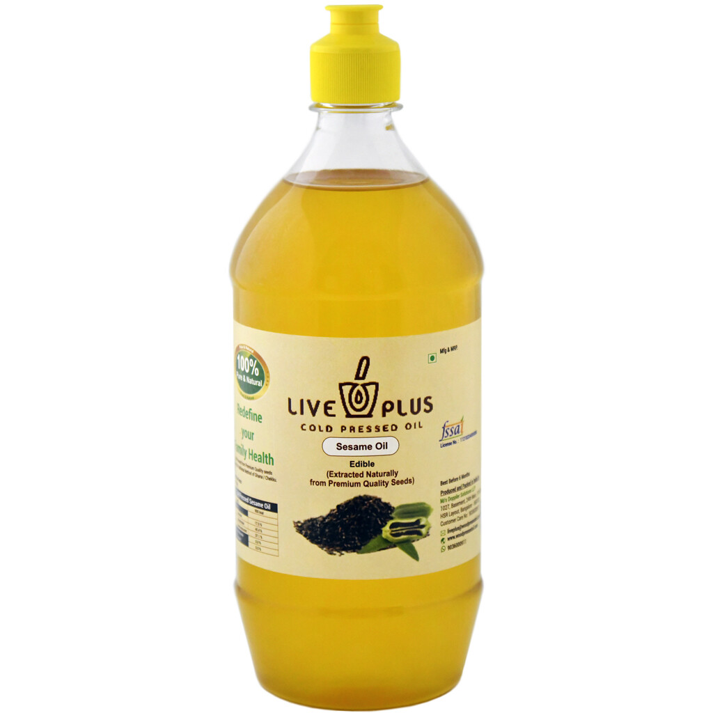 Sesame Oil 500 ml (Cold Pressed)