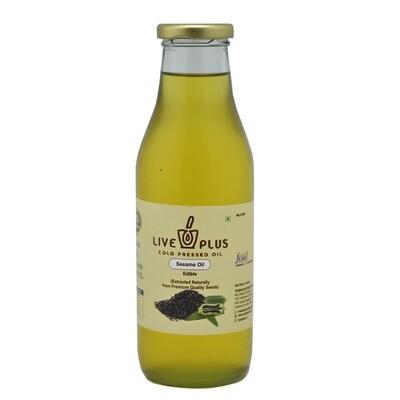 Sesame Oil 500 ml (Cold Pressed)