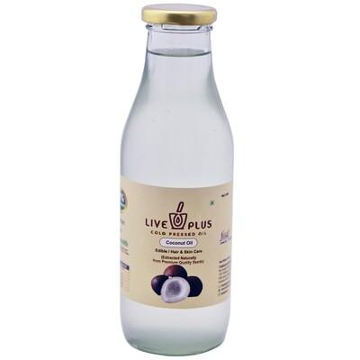 Coconut Oil 500 ml (Cold Pressed)