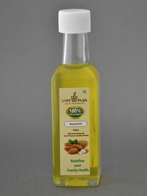 Almond Oil 100 ml (Cold Pressed)