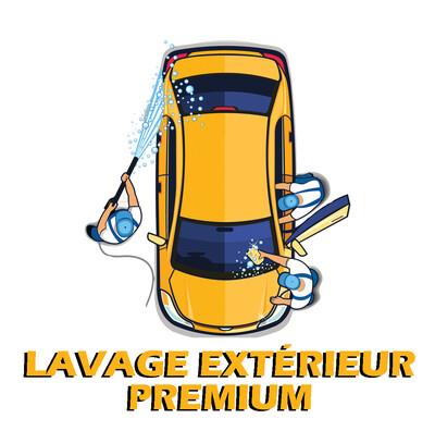 Lavage extérieur Premium