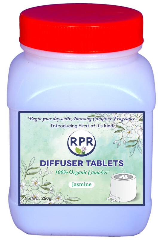 RPR Diffuser Tablets - 250g (Jasmine)