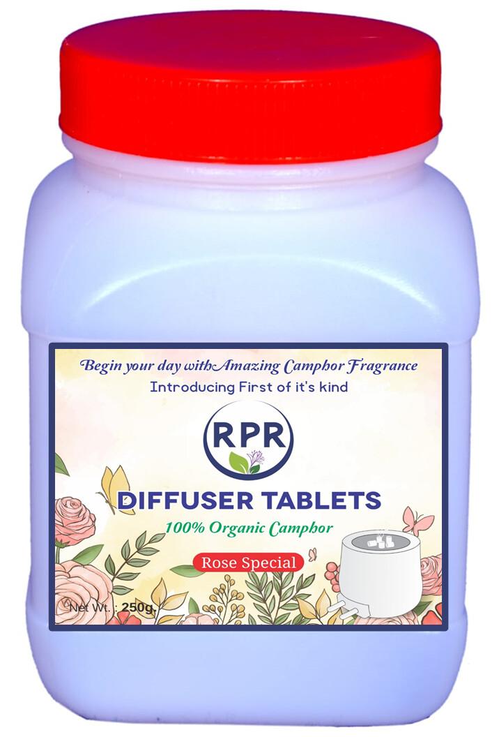 RPR Diffuser Tablets - 250g (Rose Special)