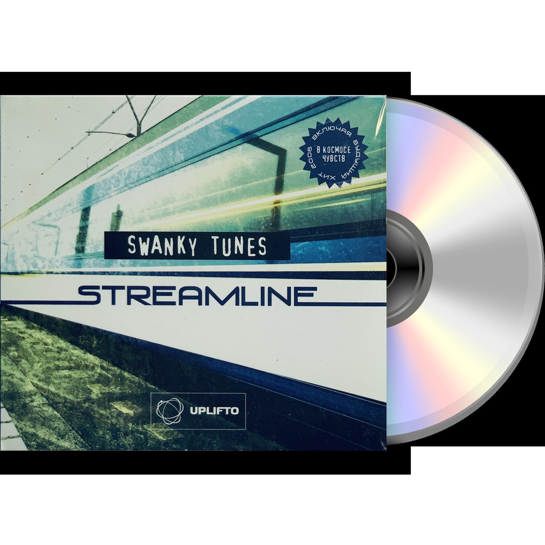 Swanky Tunes «Streamline» CD