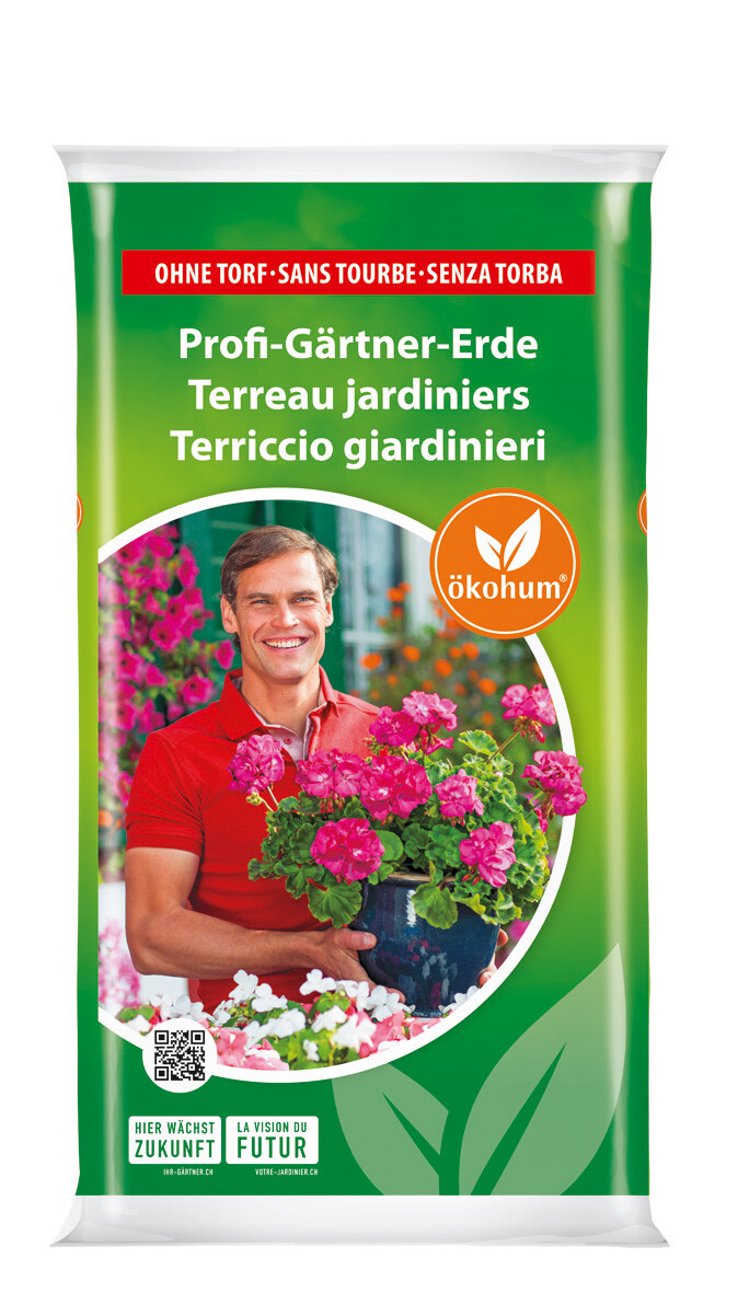 Profi Gärtner Erde