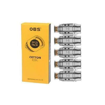 OBS Cube Mini S1 Mesh Coil - 0.6 Ohm