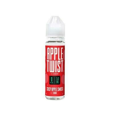 Apple Twist-Crisp Apple Smash 50ml E-Liquid
