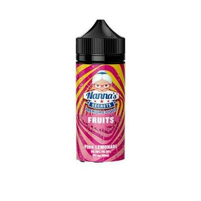 Nanna's Secret Fruits 100ml E-Liquid