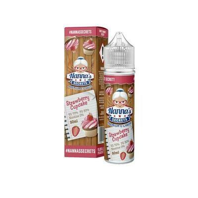Nanna's Secret 50ml E-Liquid