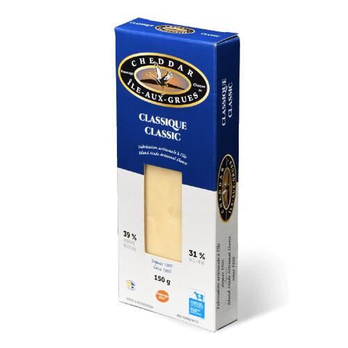 Cheddar Île-aux-Grues medium (classique)
