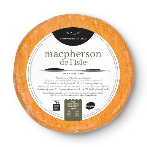 Le Macpherson de l'Isle,