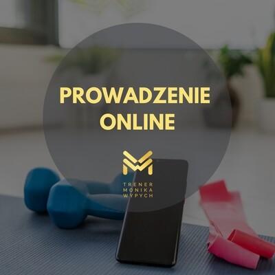 Prowadzenie online