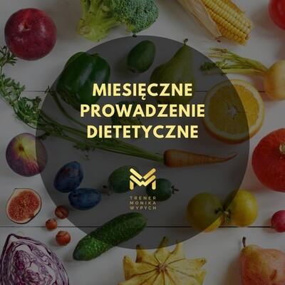 Indywidualne prowadzenie dietetyczne
